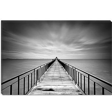 iCanvas 'Withstand' by Michael de Guzman Photographic Print on Wrapped Canvas