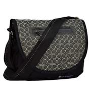 Sherpani Limited Edition Milli Messenger Bag; Pewter