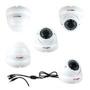 Spyclops Dome Camera; White