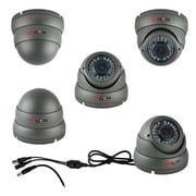 Spyclops Dome Camera; Gray