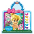 Artistic Studios Disney Fairies Paint and Color