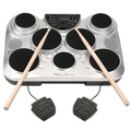 Ashley Entertainment Corp. 7 Pad Digital Drum Set
