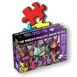 TDC Games ''Six String Fling'' World's Smallest Jigsaw Puzzle