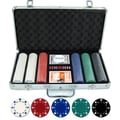 JP Commerce 300 Piece Suited Poker Set