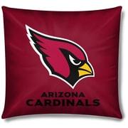Northwest Co. NFL Arizona Cardinals Throw Pillow