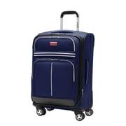 IZOD Varsity 20'' Spinner Carry-On Suitcase; Royale Blue