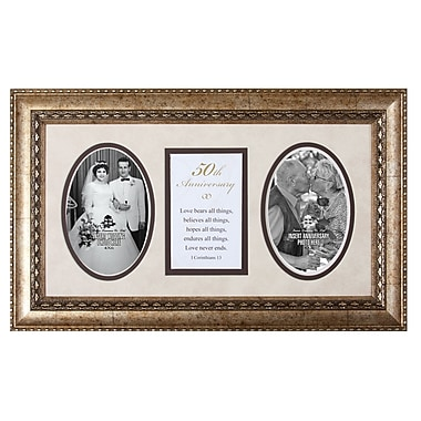 The James Lawrence Company 50th Anniversary Framed Graphic Art