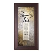 The James Lawrence Company Family Ties Framed Graphic Art