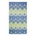 Koko Company Sari Border Mat; Lapis