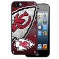 Team Pro-Mark NFL iPhone 5 Hard Cover Case; Kansas City Chiefs