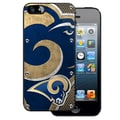 Team Pro-Mark NFL iPhone 5 Hard Cover Case; St. Louis Rams