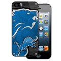 Team Pro-Mark NFL iPhone 5 Hard Cover Case; Detroit Lions