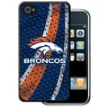 Team Pro-Mark NFL iPhone 4/4S Hard Cover Case; Denver Broncos