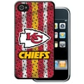 Team Pro-Mark NFL iPhone 4/4S Hard Cover Case; Kansas City Chiefs