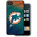 Team Pro-Mark NFL iPhone 4/4S Hard Cover Case; Miami Dolphins