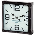 Applied Art Concepts Aldgate 20'' Wall Clock
