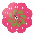 Trend Lab Lucy Flower Wall Clock
