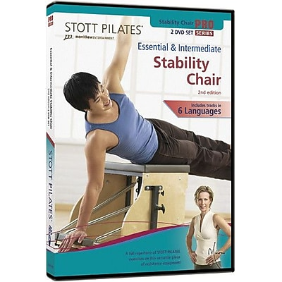 Stott Pilates 2nd Edition Essential And Intermediate