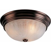 Volume Lighting 2 Light Ceiling Fixture Flush Mount