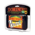 Puremco Dominoes Dots Double 6 Domino Game To Go