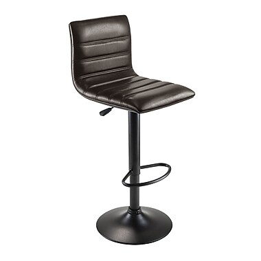 Winsome Holly Air Lift 23.82'' Adjustable Bar Stool