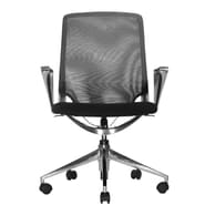 Wobi Office Marco Low-Back Mesh Chair with Adjustable Armrest; Standard