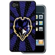 Team Pro-Mark NFL iPhone 4/4S Hard Cover Case; Baltimore Ravens