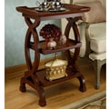 Design Toscano Helix Etagere End Table