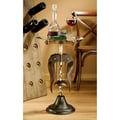 Design Toscano Vintage Wine Stewards Corkscrew End Table
