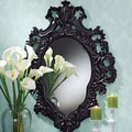 Design Toscano Madame Antoinette  Ebony Salon Mirror