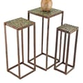 Design Toscano 3 Piece Nesting Tables