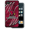 Team Pro-Mark NFL iPhone 4/4S Hard Cover Case; Arizona Cardinals