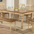 Winners Only, Inc. Quails Run Dining Table; Wheat