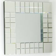 Wayborn Square Beveled Wall Mirror