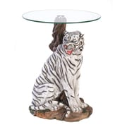 Zingz & Thingz Tiger End Table