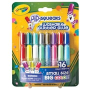 Crayola Pip Squeaks Washable Glitter Glue Set