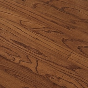 Bruce Flooring Summerside Strip 2.25'' Engineered Oak Flooring in Saddle