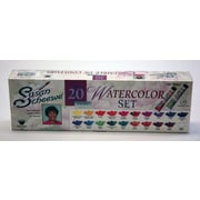 Weber Art SCHEEWE 20 TUBE WATERCOLOR SET