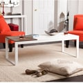 Holly & Martin Lydock Coffee Table; White