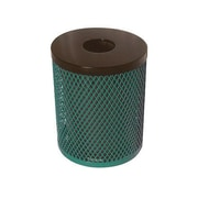 Ultra Play Lid for 32-Gal Trash Receptacle
