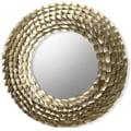 Style Craft  Frame Round Mirror