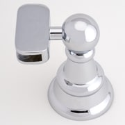Afina Radiance Tilt Mounting Brackets; Polished Chrome