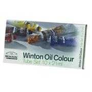 Winsor & Newton Winton Oil Color Paints Basic Tube Set