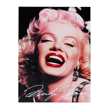 Amrita Singh Marilyn Monroe 1946 Wrapped Photographic Print on Canvas