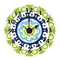 Trend Lab Waverly Solar Flair Wall Clock
