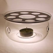 Patch Magic Glass Tea Warmer
