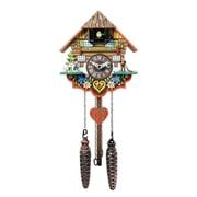 River City Clocks Quartz Movement Cuckoo Wall Clock