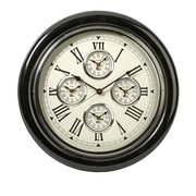 IMAX Five Country 22'' Wall Clock
