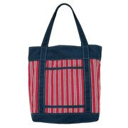 Scent-Sation Club House Stripe Tote Bag