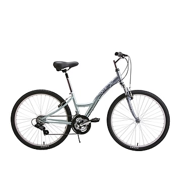 Reaction Cycles Women's Northway Comfort Bike; 14''
